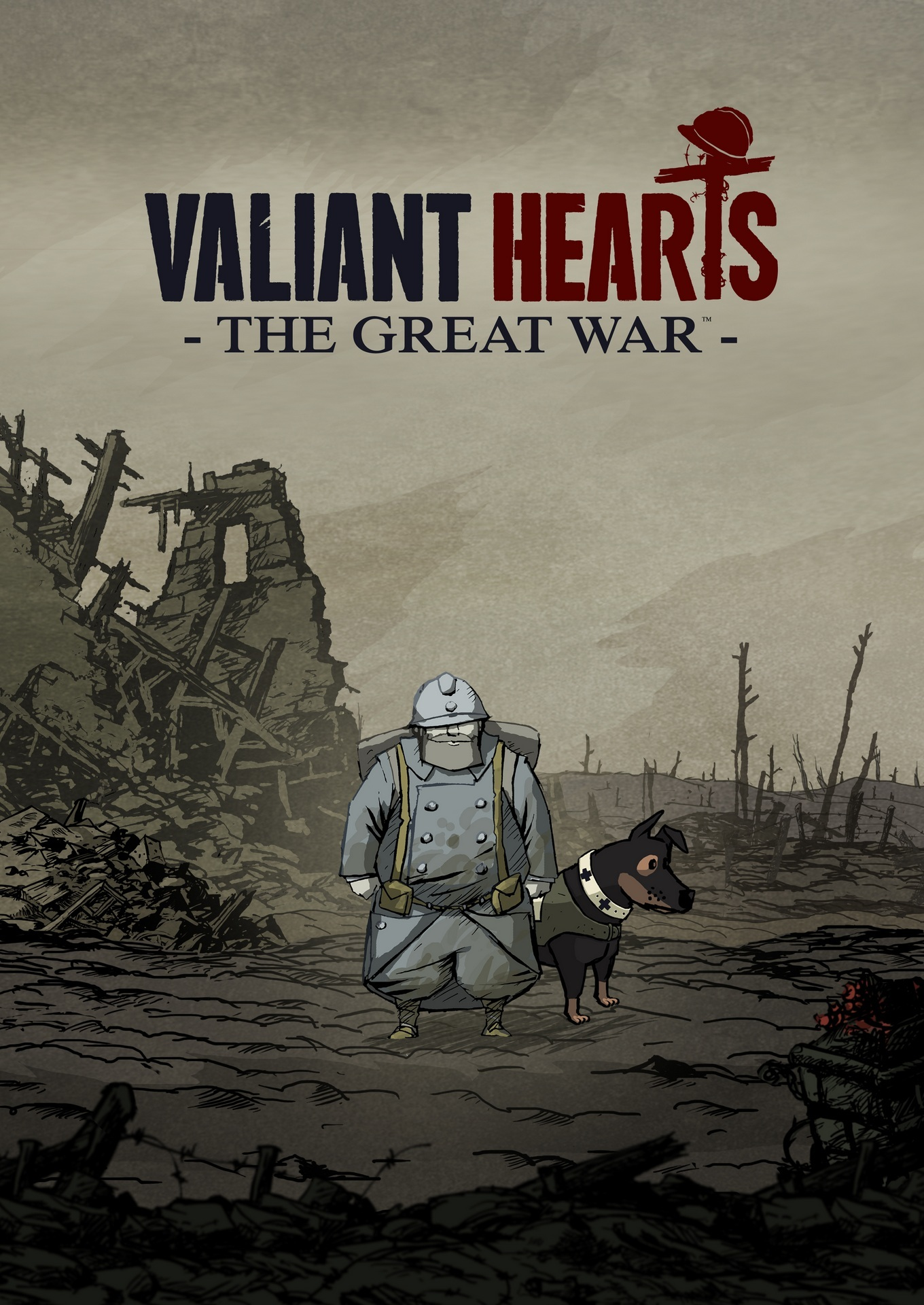 Valiant Hearts (2014) RePack