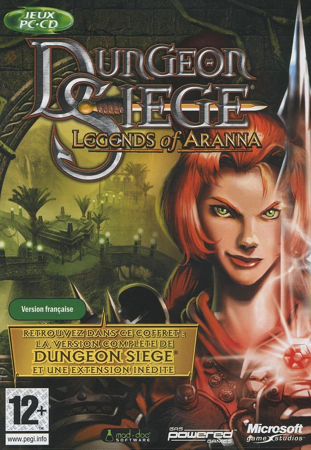 Dungeon Siege: Legends of Aranna (2003) RePack