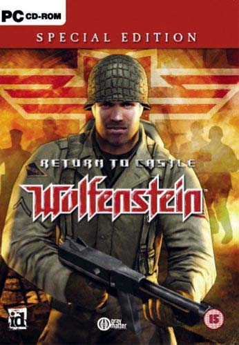 Return to Castle Wolfenstein (2001) RIP