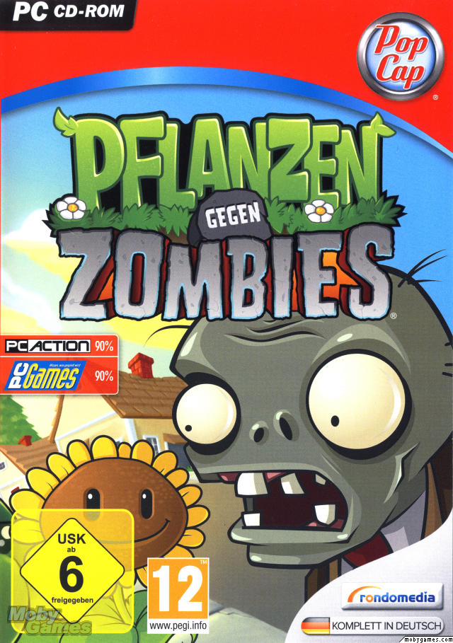Plants vs Zombies (2009) RePack