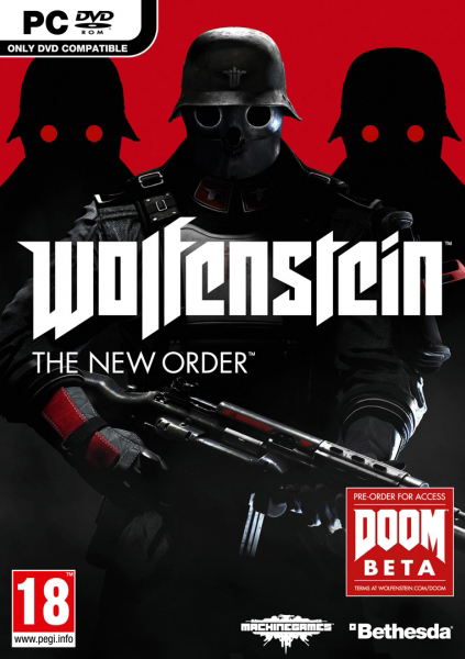Wolfenstein: The New Order (2014) RePack