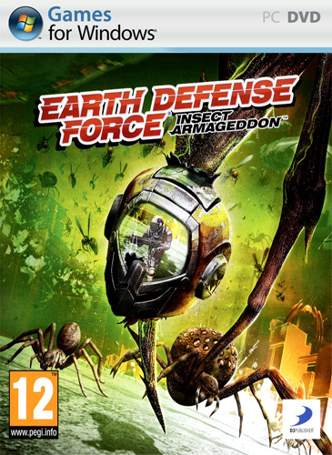 Earth Defense Force: Insect Armageddon (2011) RePack