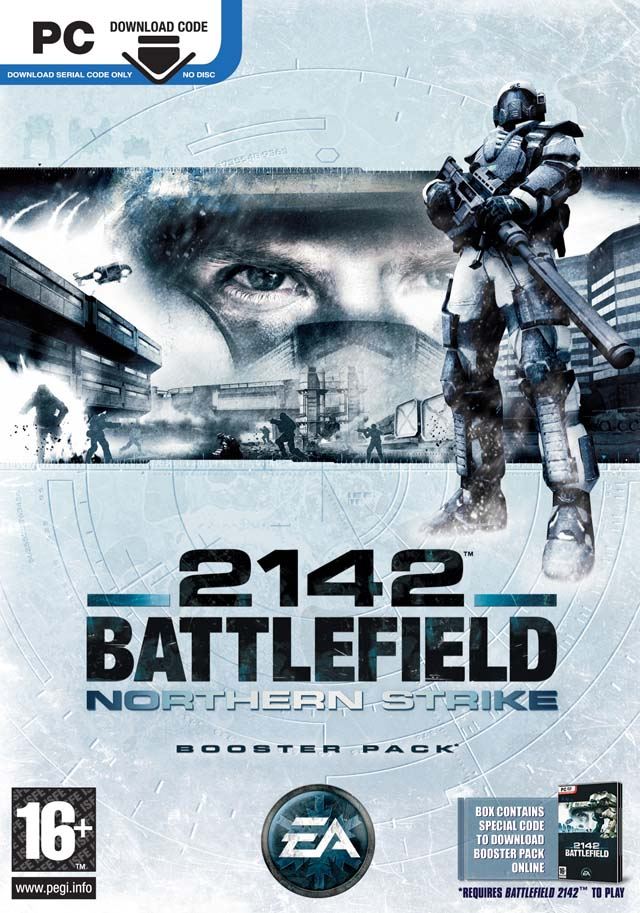 Battlefield 2142: Northern Strike (2007) RePack