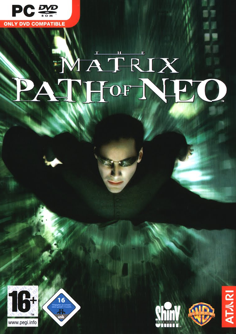 The Matrix: Path of Neo (2005) RePack