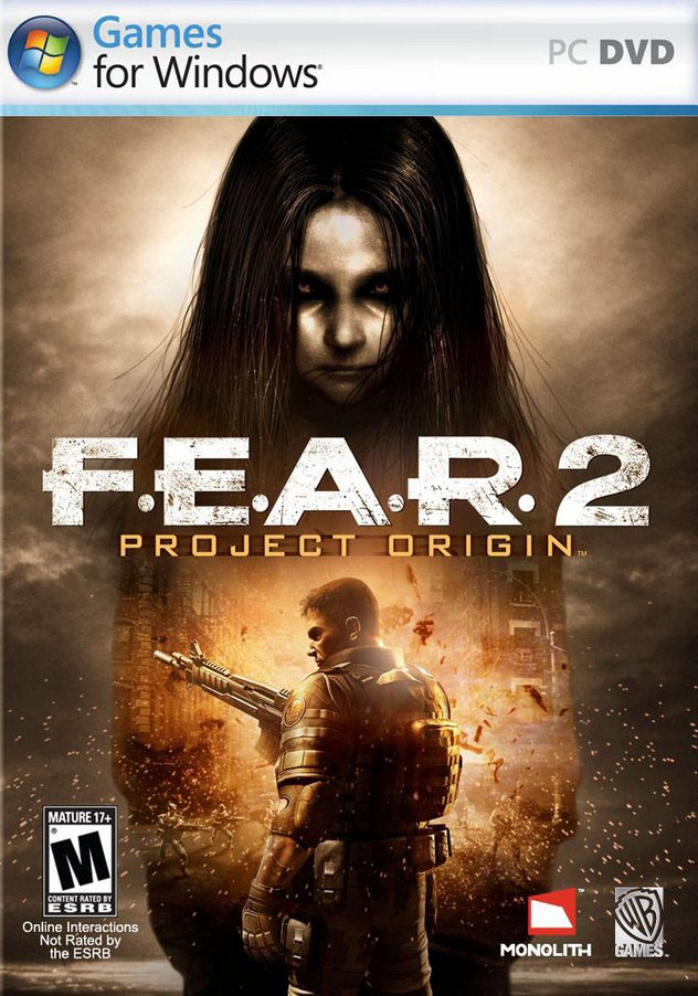 F.E.A.R. 2: Project Origin Reborn (2010) RePack