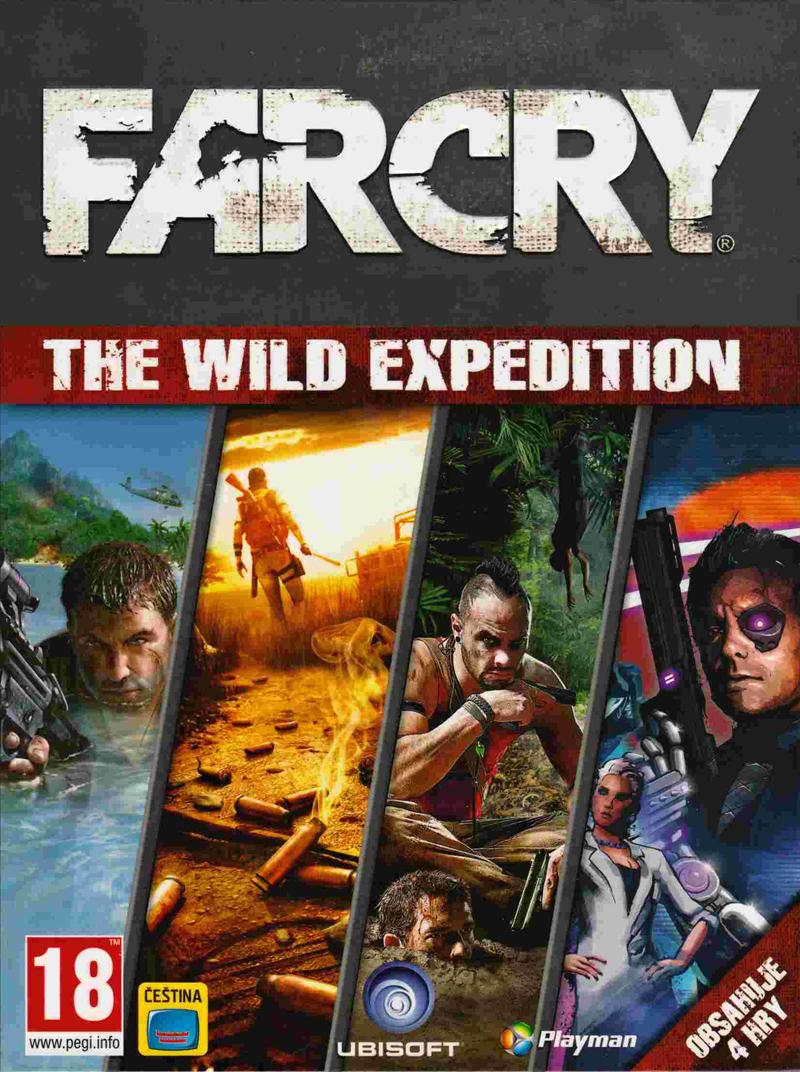 Far Cry Антология (2004-2007)