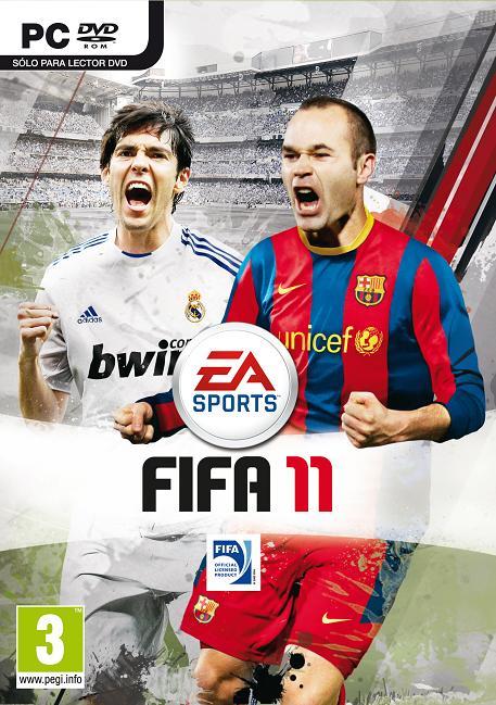 FIFA 11 (2010) RePack
