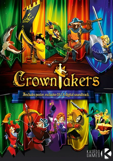Crowntakers (2014)