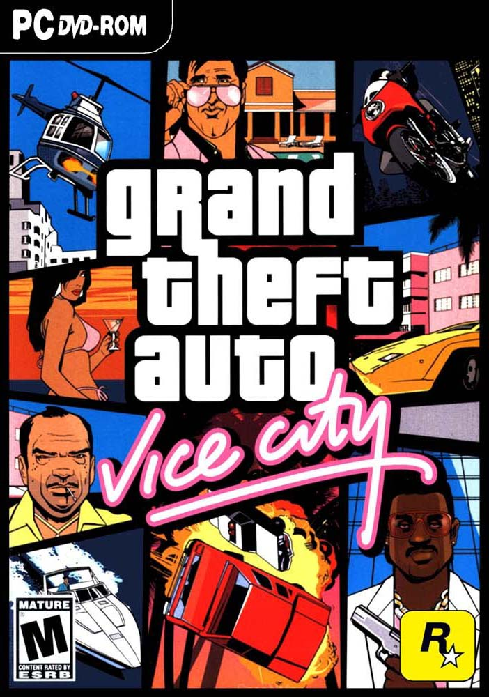 Grand Theft Auto: Vice City (2003)