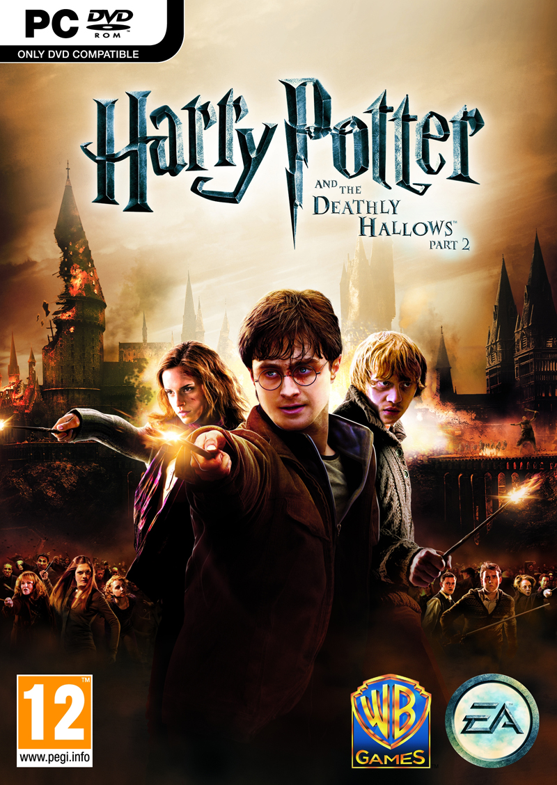 Harry Potter and the Deathly Hallows: Part 2 (2011) RePack
