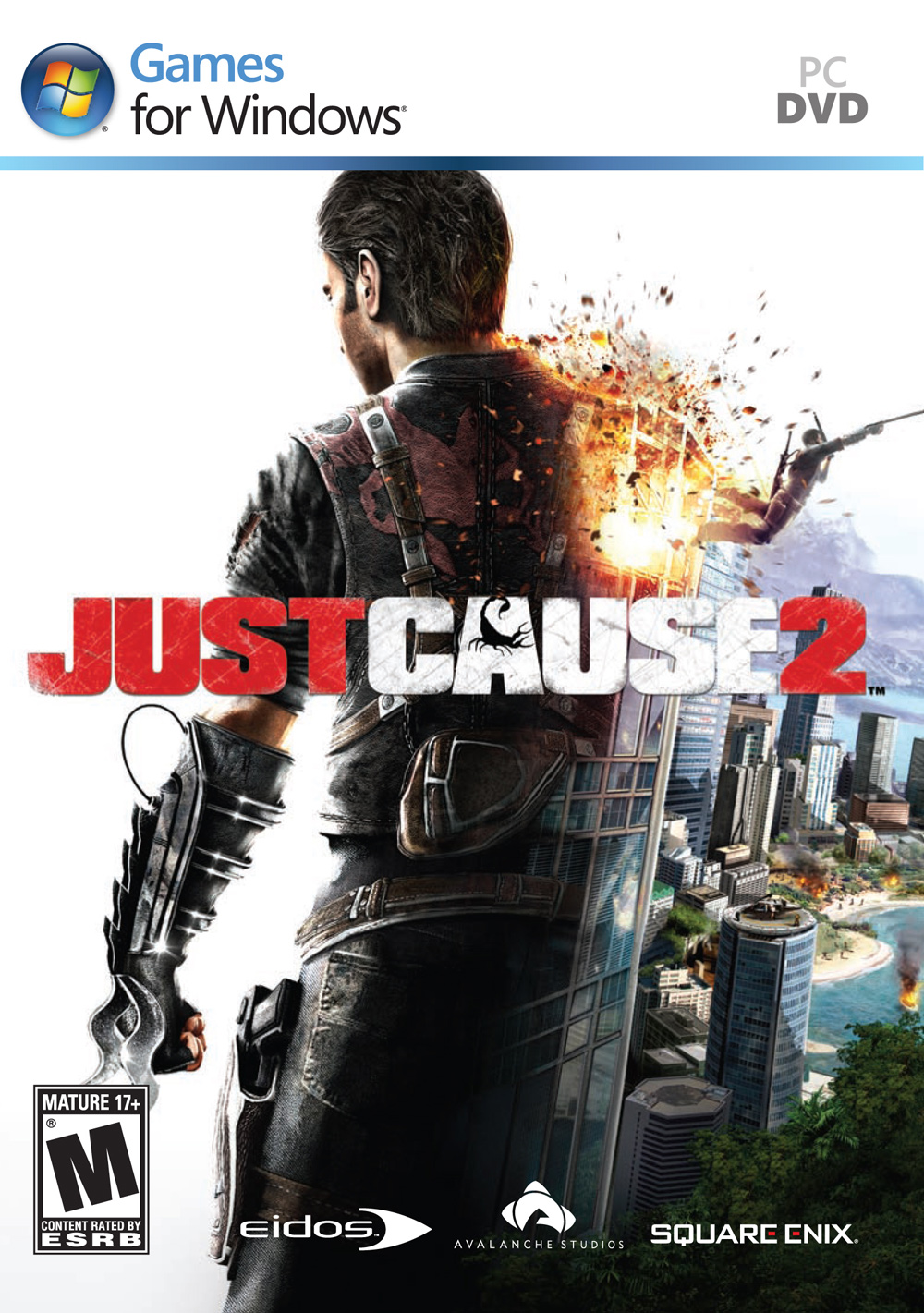 Just Cause 2 (2010) RePack