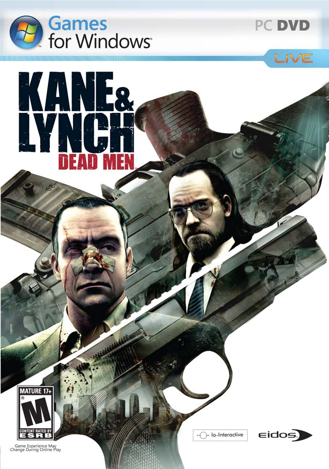 Kane & Lynch: Dead Men (2007) RePack