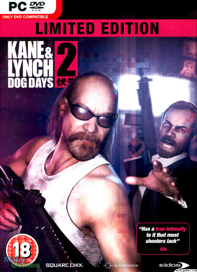 Kane & Lynch 2: Dog Days (2010) RePack
