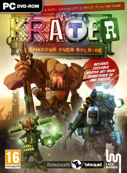 Krater Shadows over Solside Collector's Edition (2012) RePack