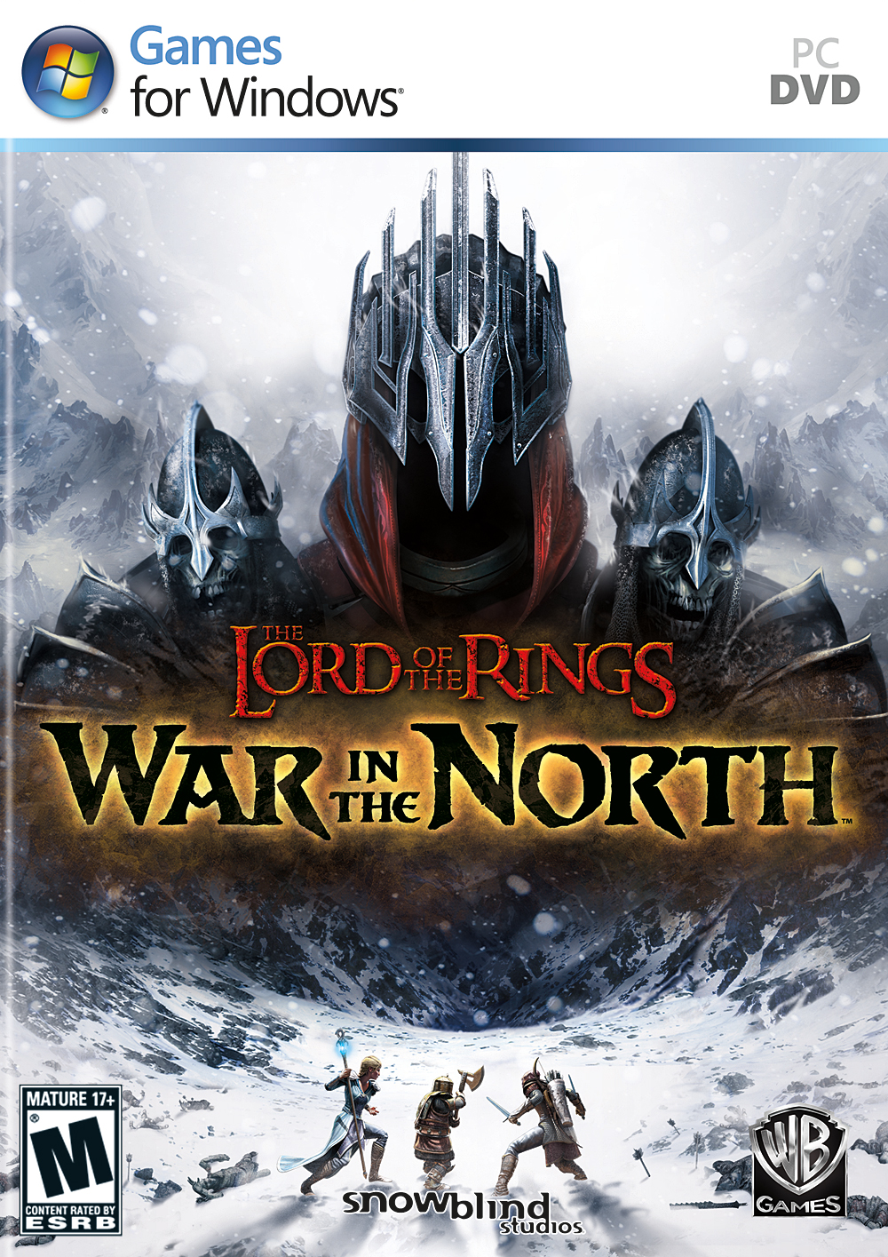 Lord Of The Rings: War In The North (2011) RePack