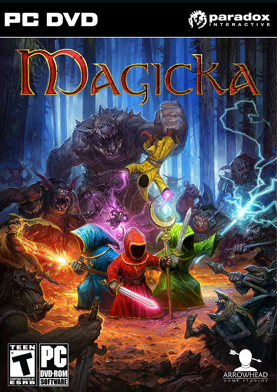 Magicka (2011) RePack