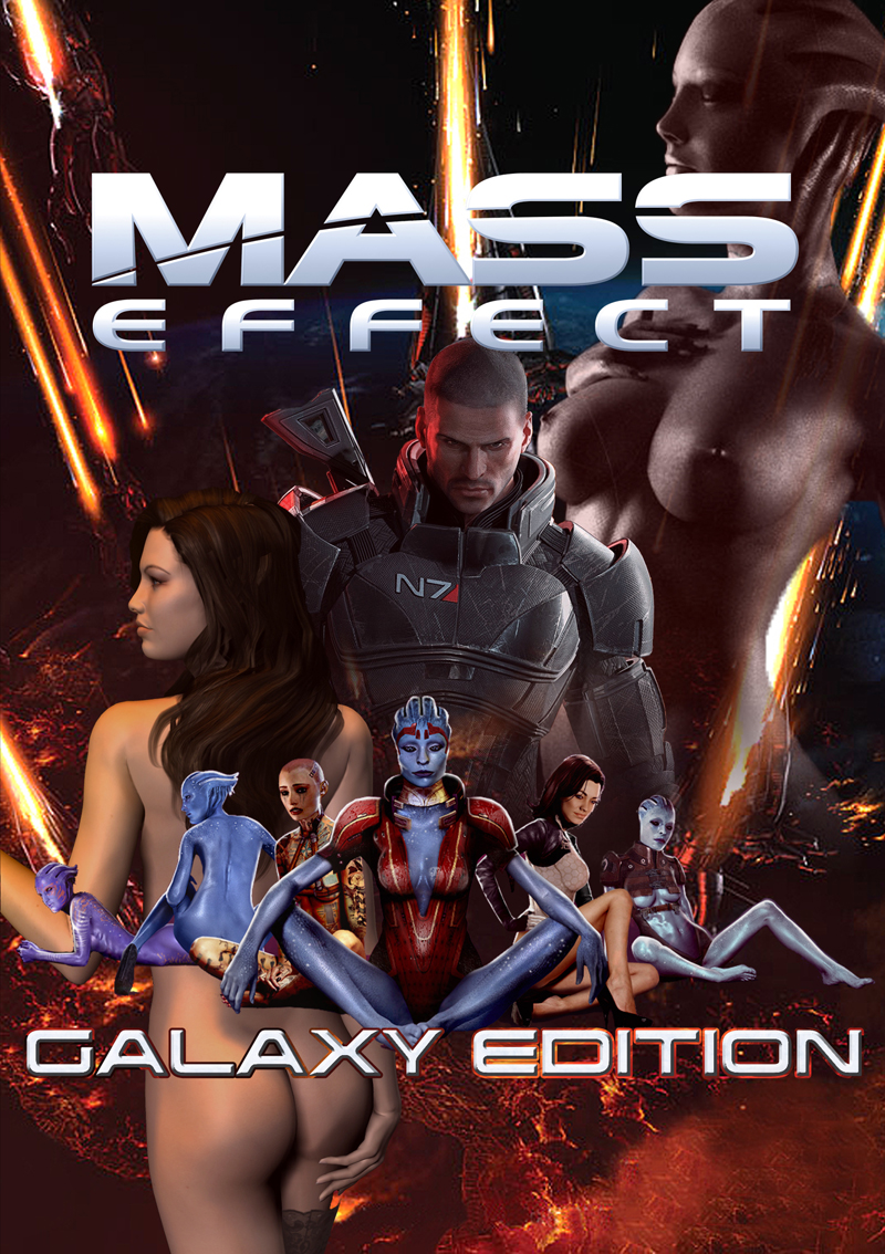Mass Effect Galaxy Edition (2008 - 2012) RePack