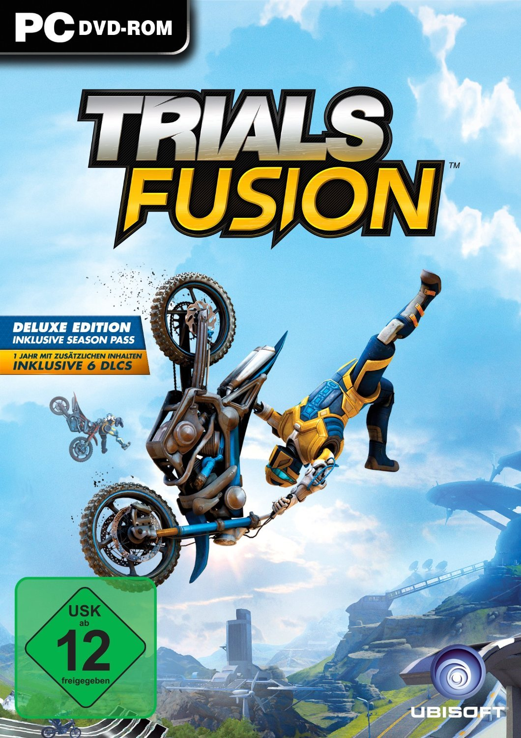 Trials Fusion Riders of the Rustlands (2014) RePack
