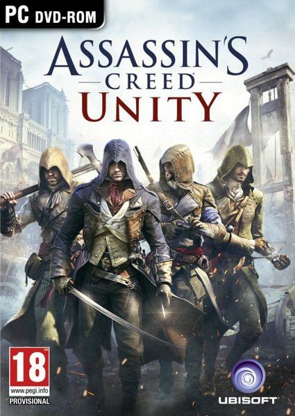 Assassin's Creed: Unity (2014) RePack