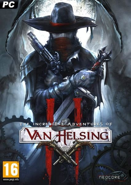 The Incredible Adventures of Van Helsing II (2014) RePack