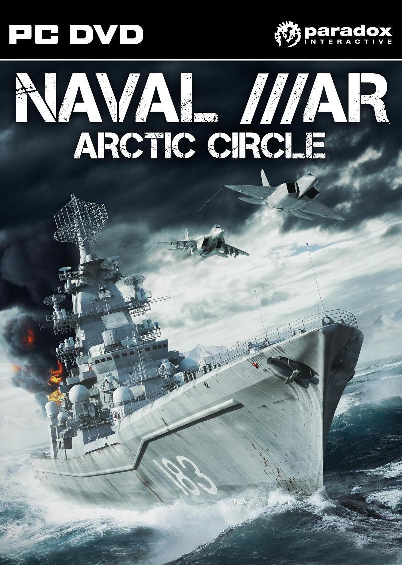 Naval War: Arctic Circle (2012) RePack