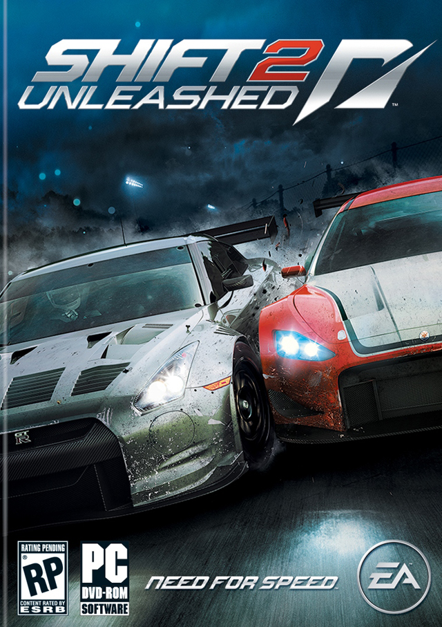 Need for Speed: Shift 2 Unleashed (2011) RePack