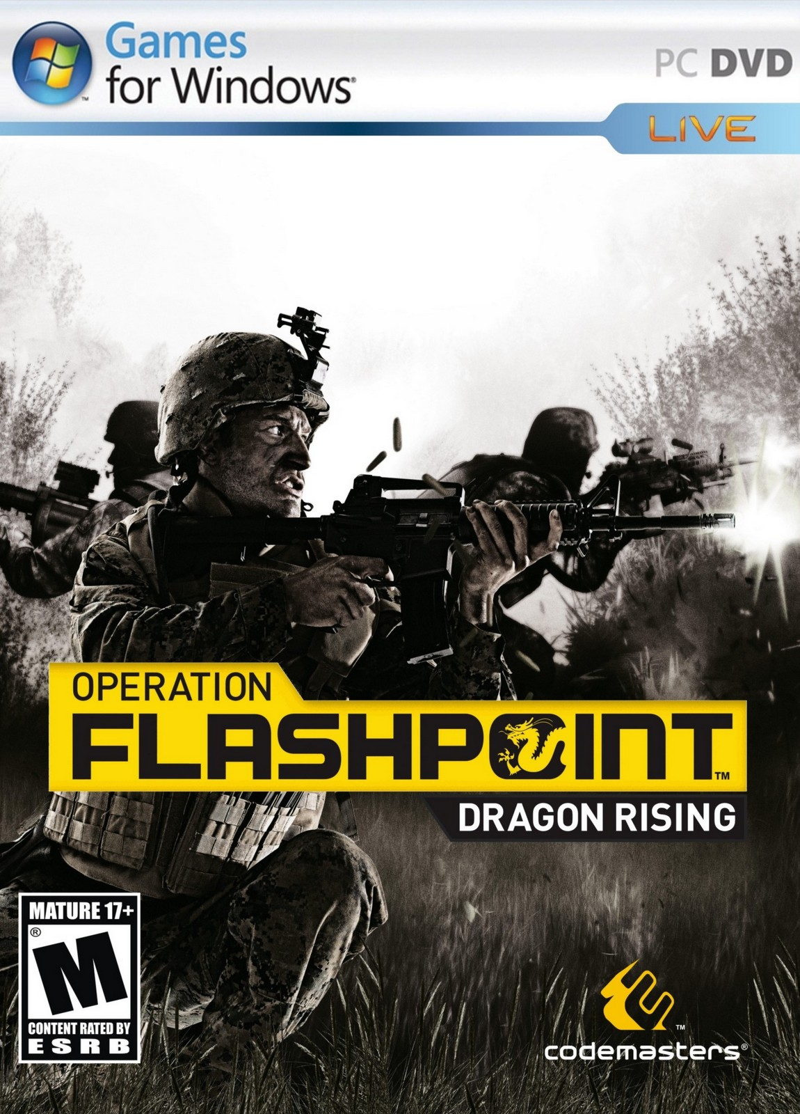 Operation Flashpoint 2: Dragon Rising (2009) RePack