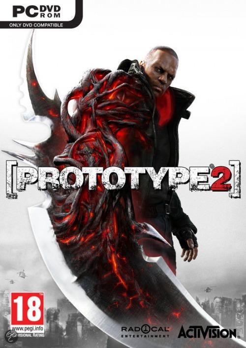 Prototype 2 (2012) RePack
