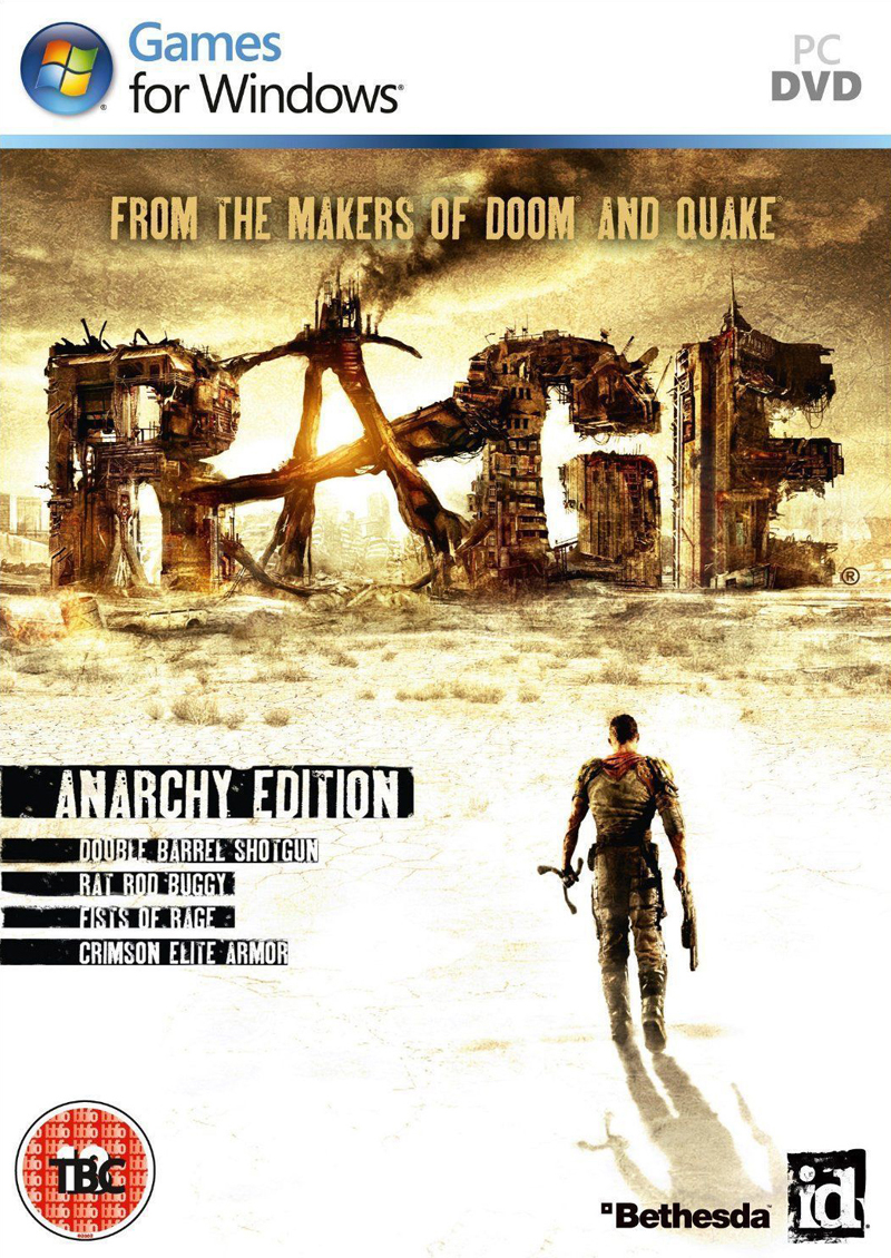Rage: Anarchy Edition (2011) RIP