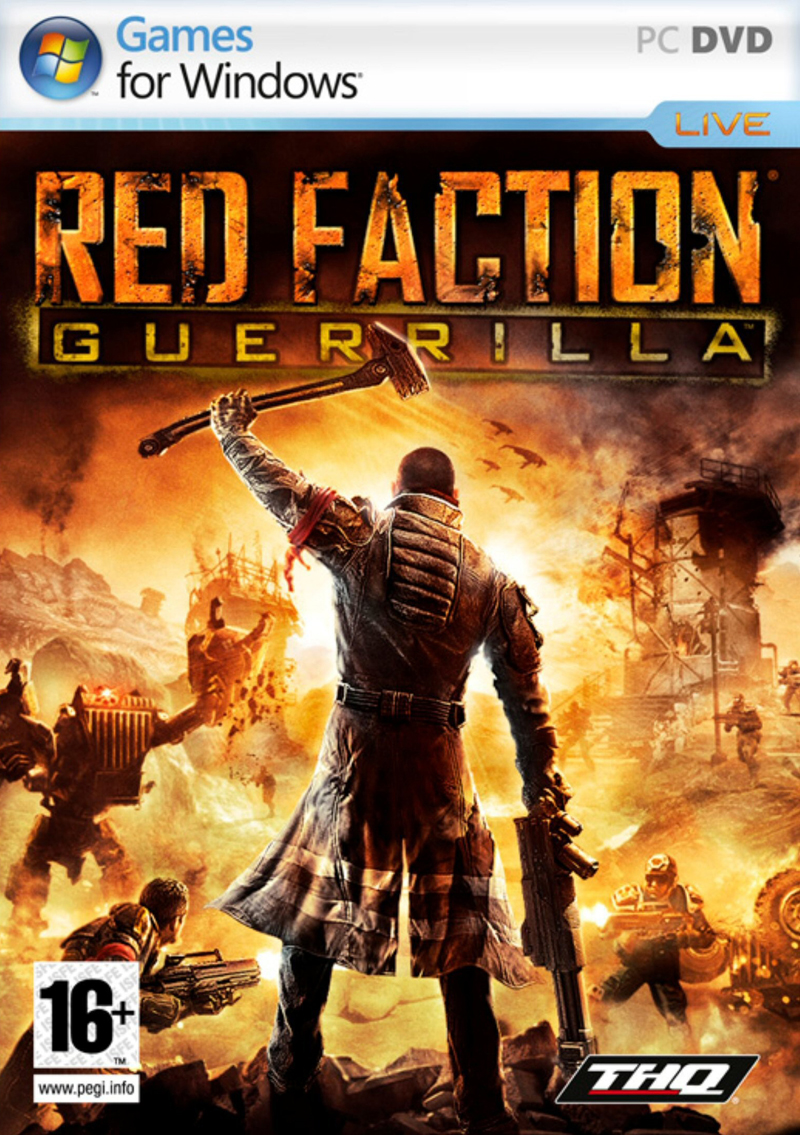 Red Faction: Guerrilla (2009) RePack