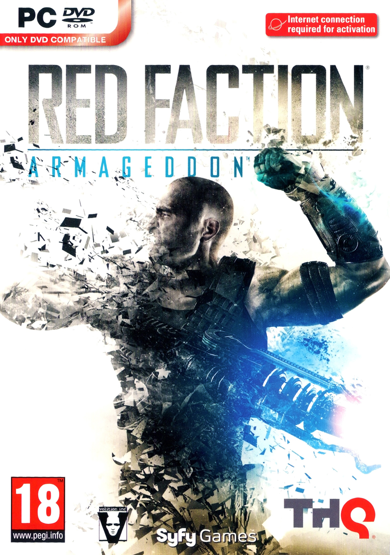 Red Faction: Armageddon (2011) RePack