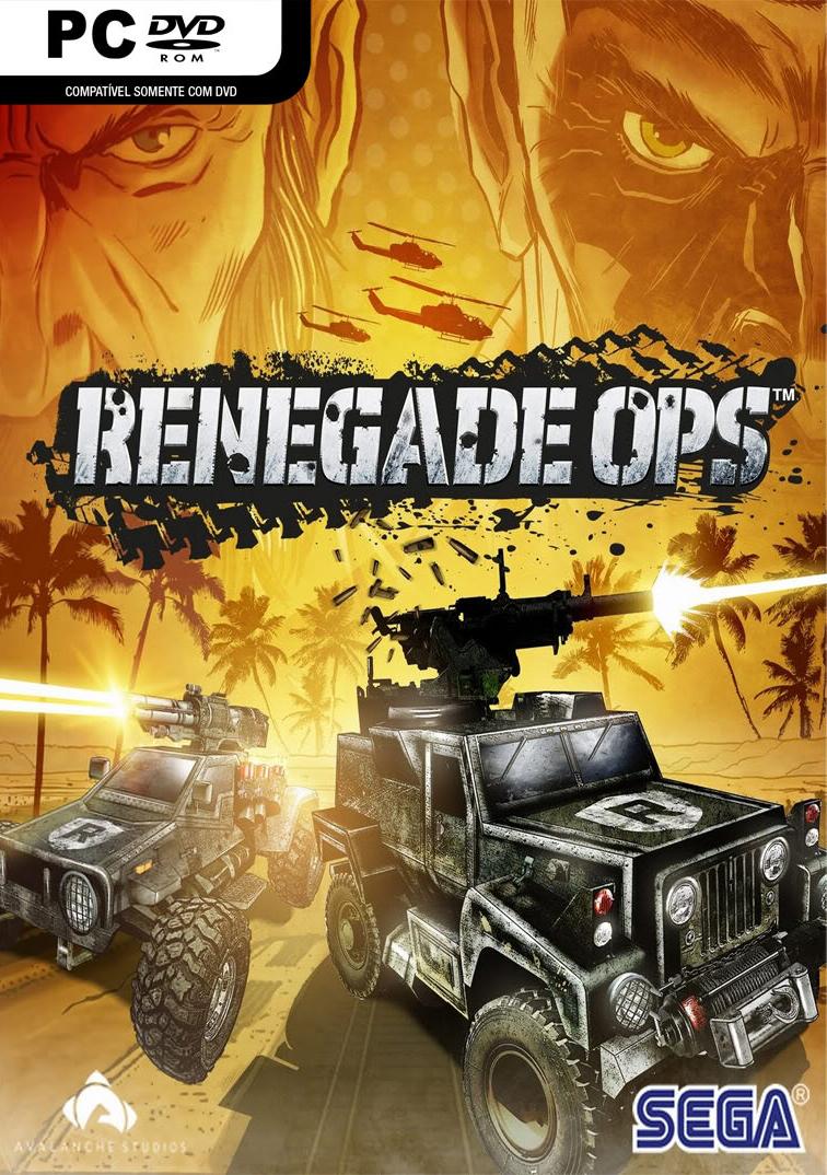 Renegade Ops (2011) RePack