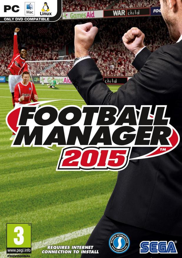 Football Manager 2015 (2014) RePack