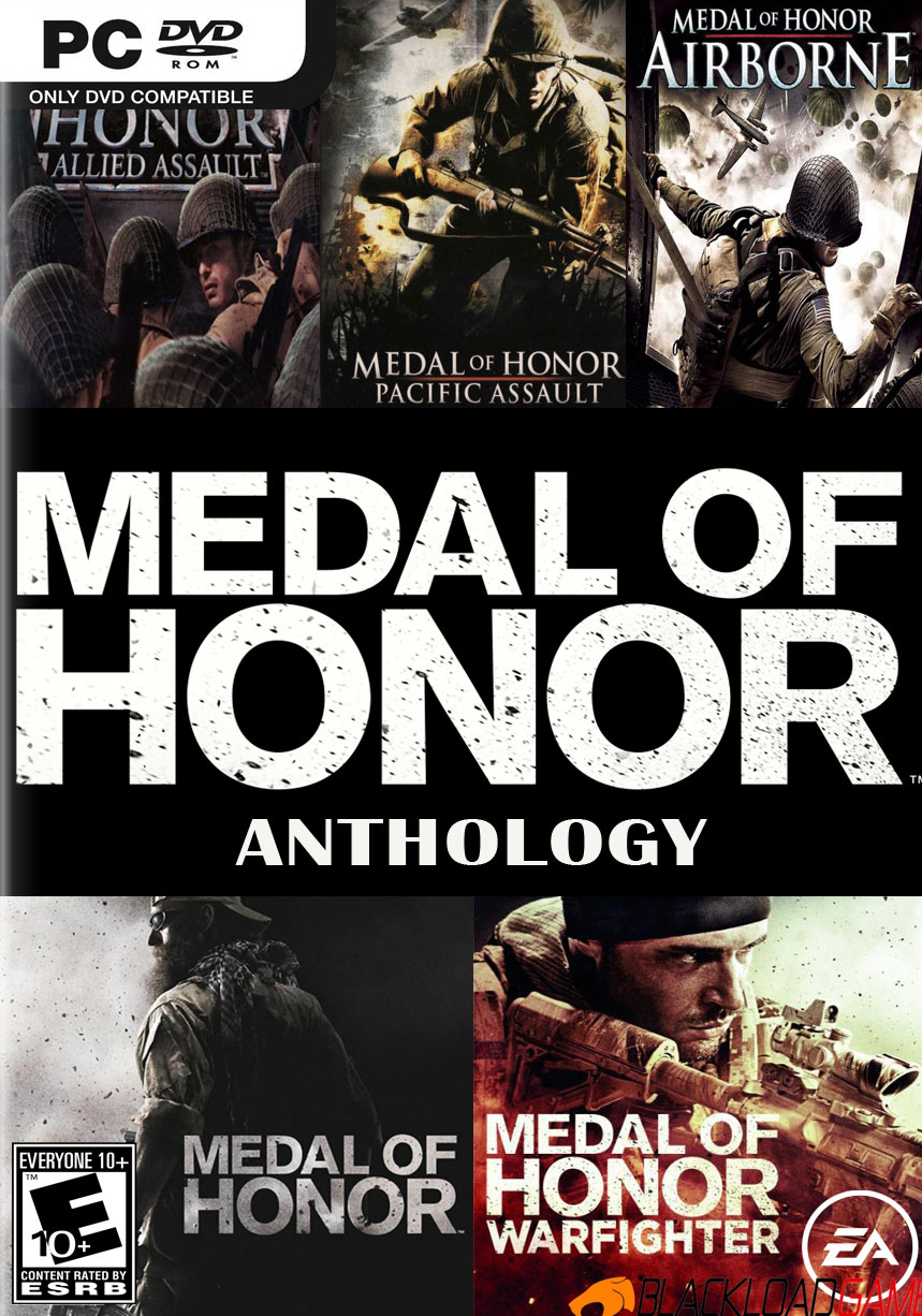 Medal of Honor: Anthology (2002-2012) RePack