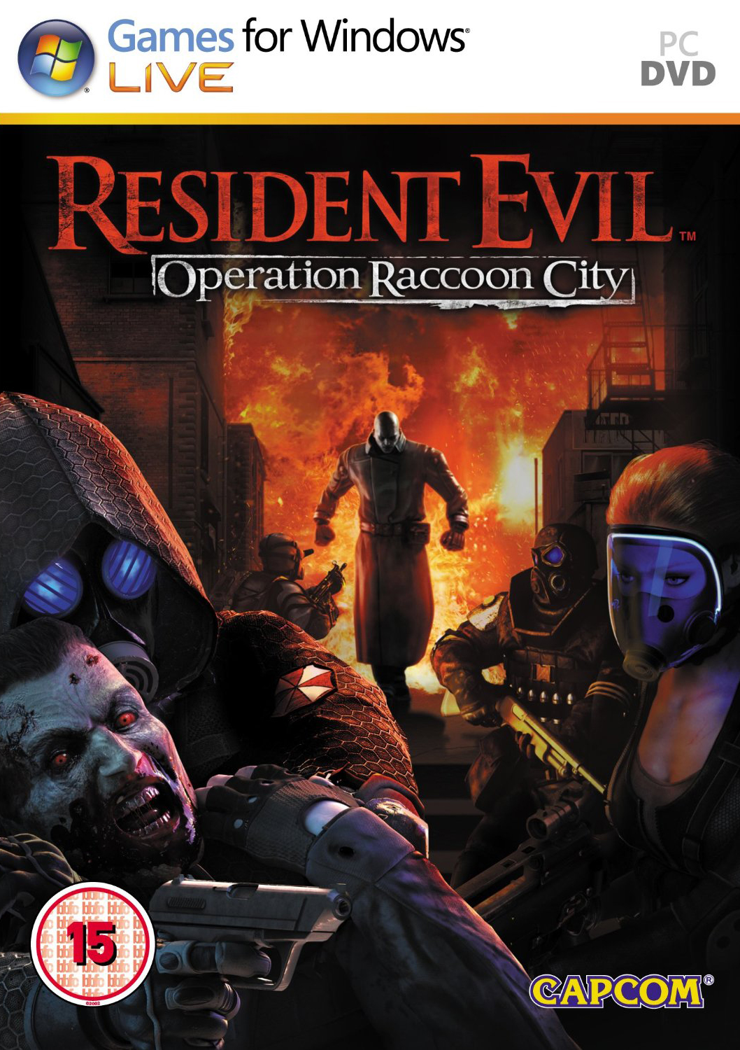 Resident Evil: Operation Raccoon City (2012) RePack