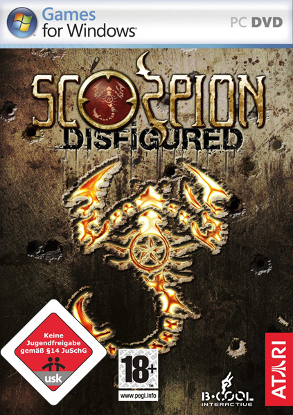Scorpion: Disfigured (2009) RePack