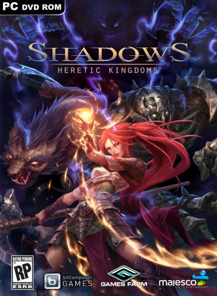 Shadows Heretic Kingdoms Book One Devourer of Souls (2014) RePack