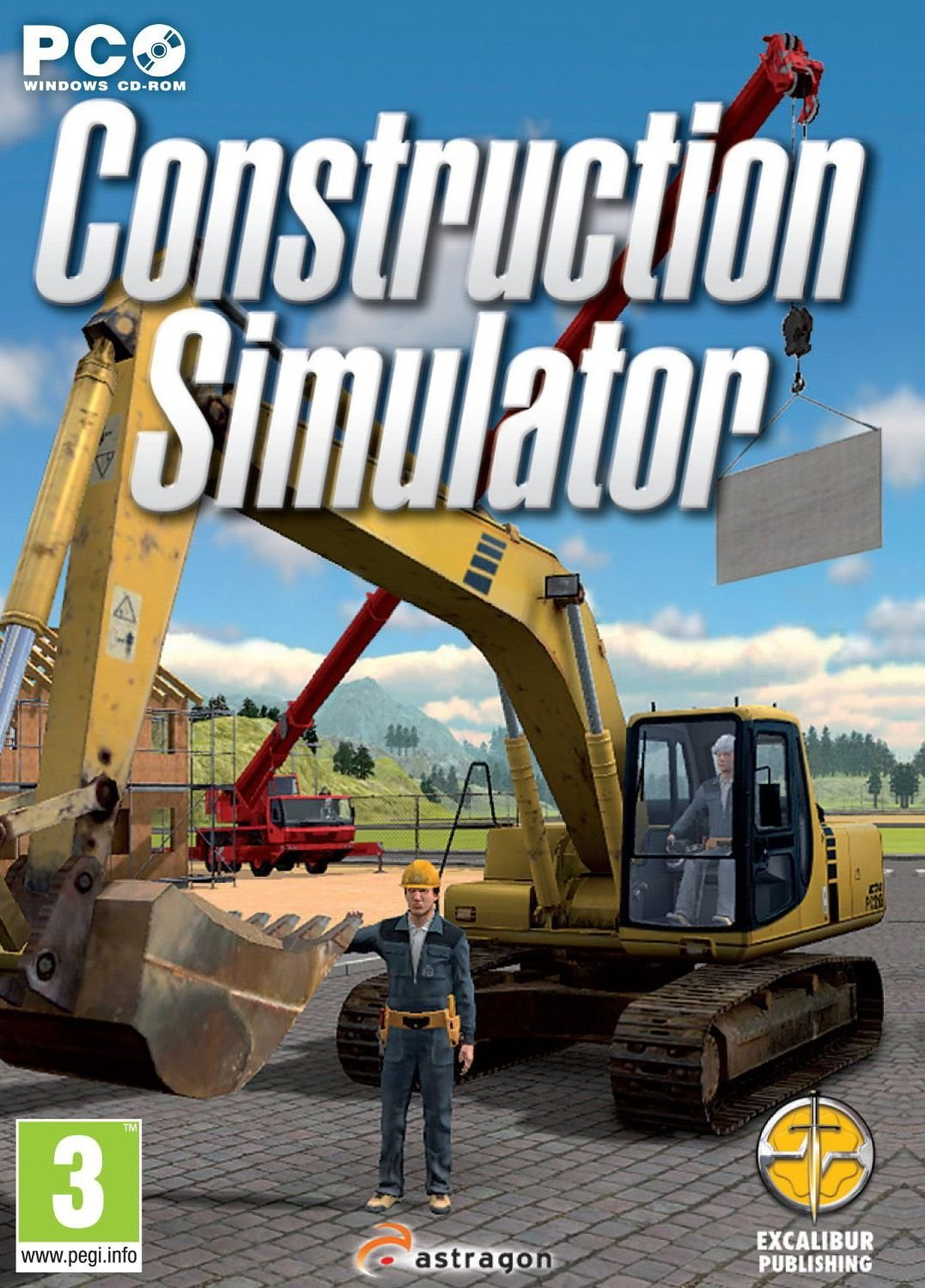 Construction Simulator (2014) RePack