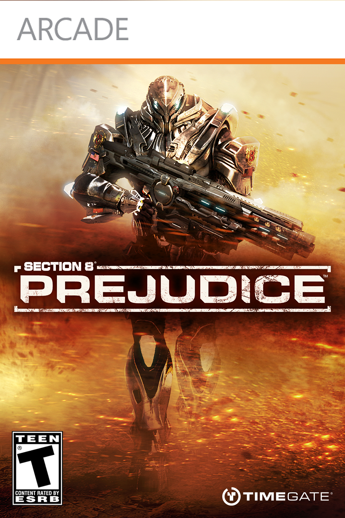 Section 8: Prejudice (2011) RePack