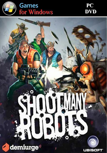 Shoot Many Robots (2012) RePack