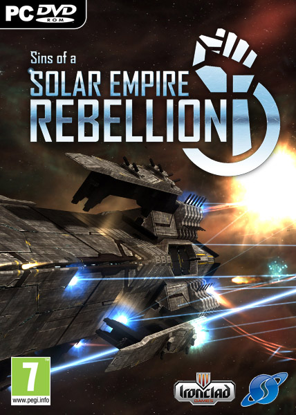Sins of a Solar Empire Rebellion (2012) RePack