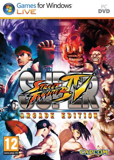 Super Street Fighter 4 (2011)