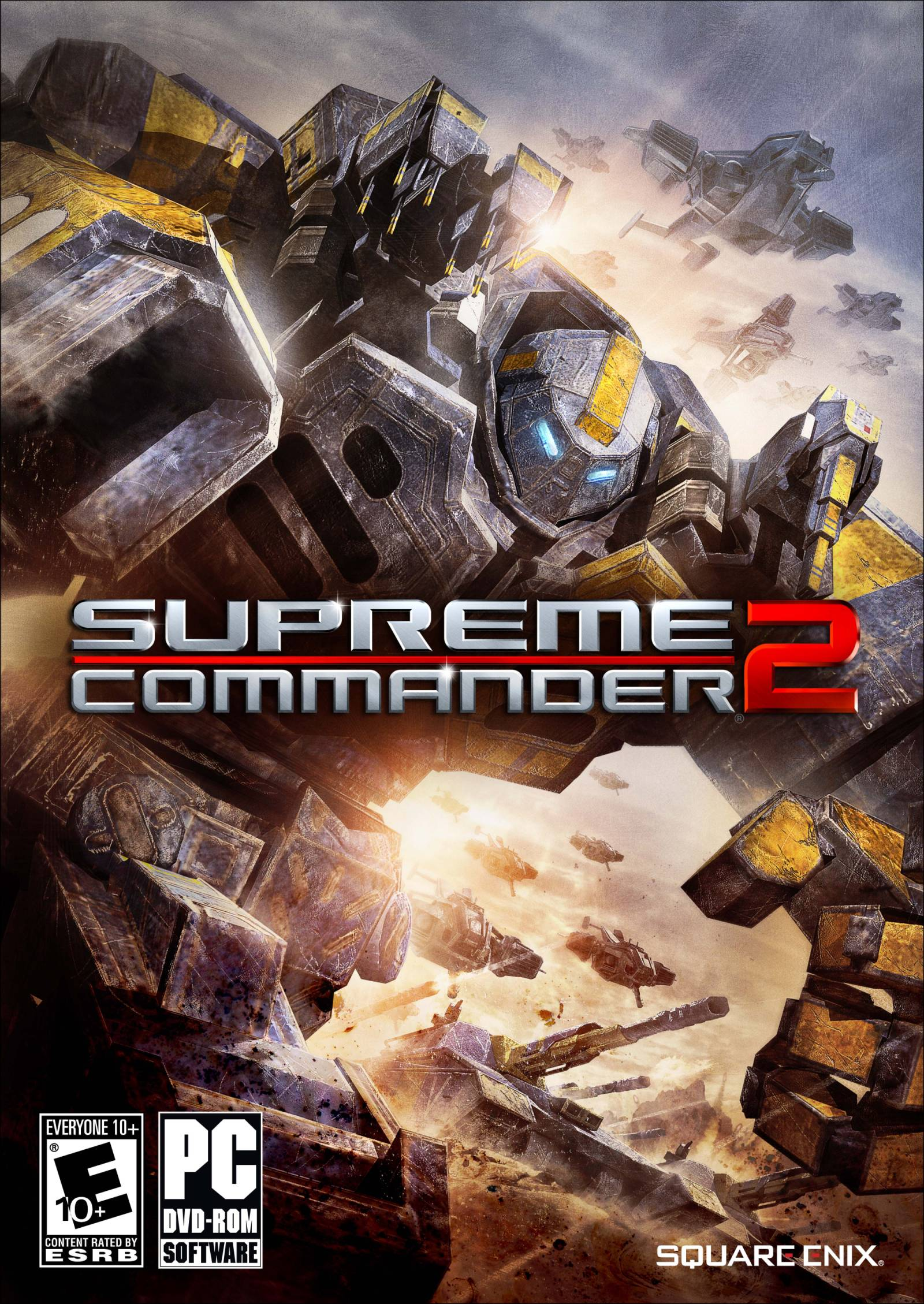 Supreme Commander 2 (2010) RePack