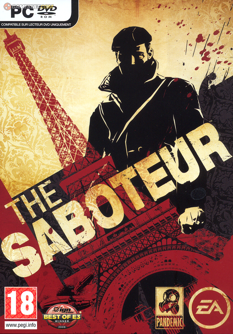 The Saboteur (2009) RePack