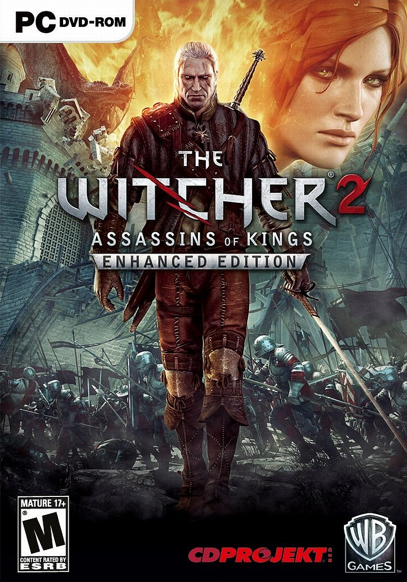 The Witcher 2: Assassins of Kings (2011) RePack