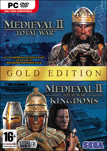 Medieval 2: Total War (2006) RePack