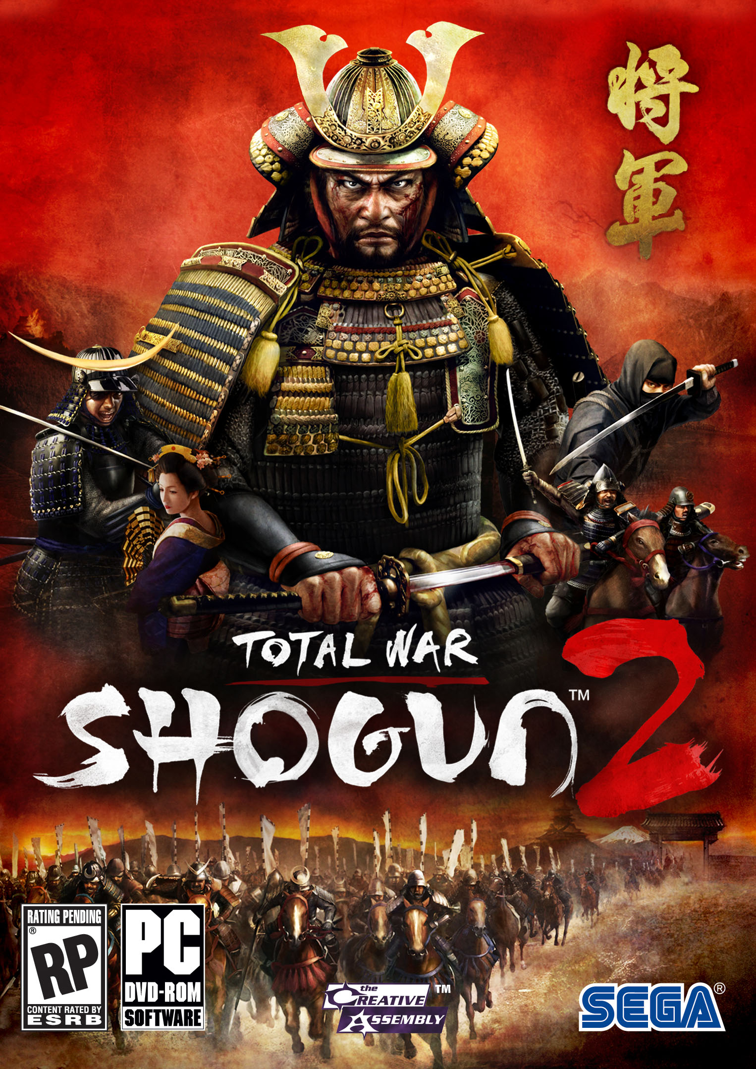Total War: Shogun 2 (2011) RePack