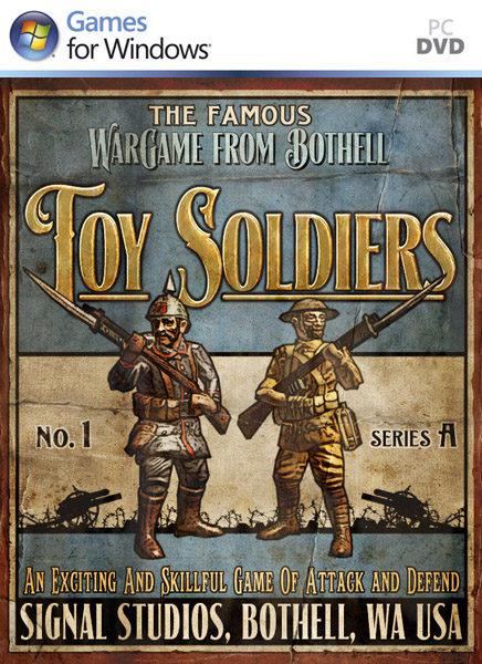 Toy Soldiers (2012) RePack