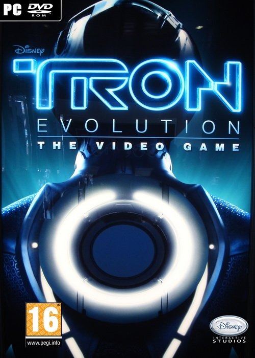 TRON: Evolution The Video Game (2010) RePack