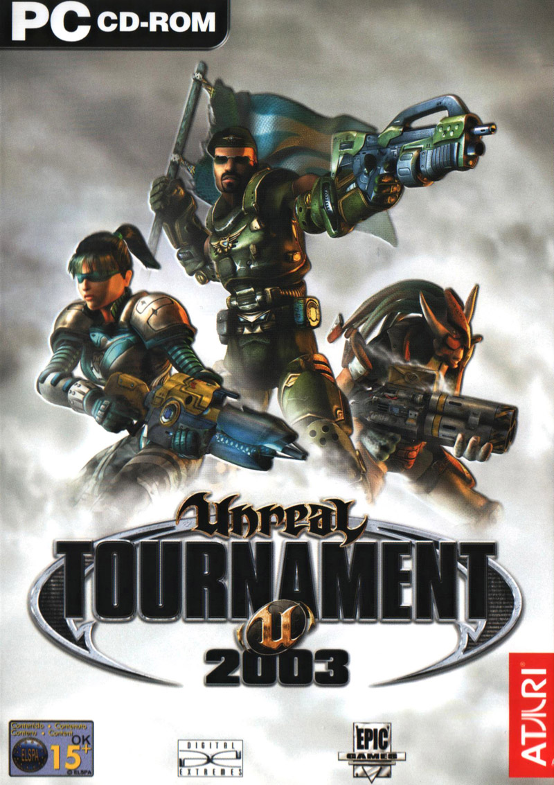 Unreal Tournament 2003 (2003)